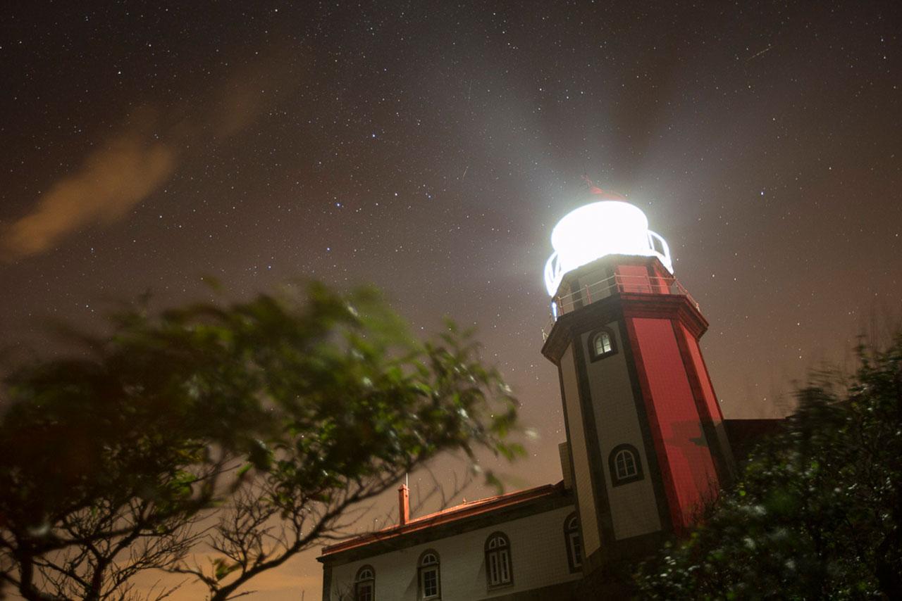 Sello starlight Isla de Ons